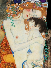 Gustav-Klimt-(1862-1918).--Mother-and-Child-(2).jpg