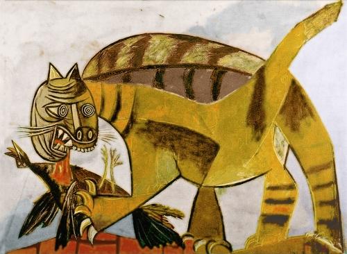 Picasso chat jaune.jpg