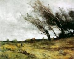 Le vent - Corot.jpg